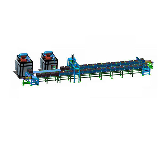 High Performance Automatic Molding Machine Great Environmental Protection