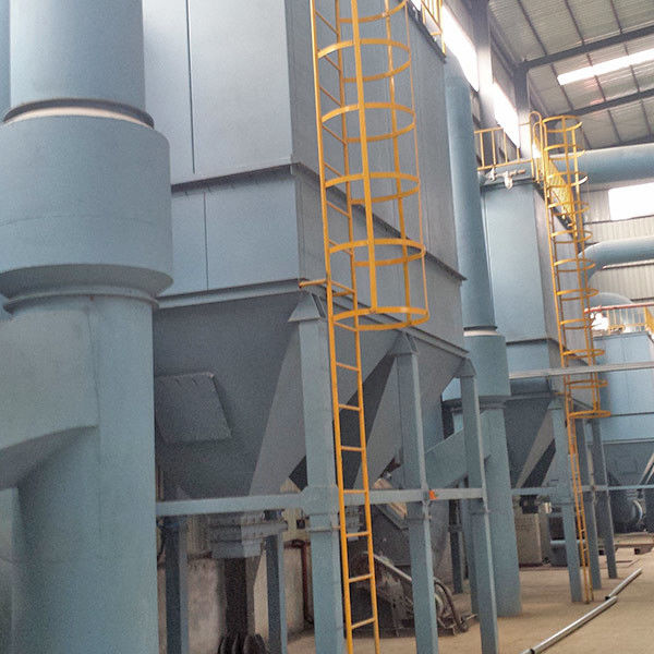 Green Sand Process Production Line Sand Plant In Foundry 1 Year Warranty
