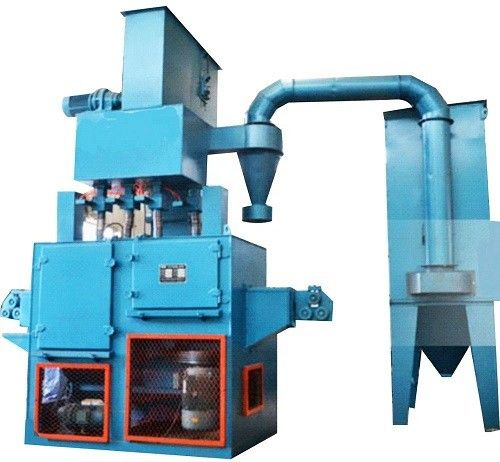 PLC Controlled Resin Sand Production Line Easily Maintained For Greater Longevity