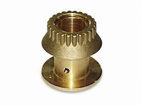 China Copper Bronze Brass Sand Casting Parts , Mixed Metal Die Casting Products factory