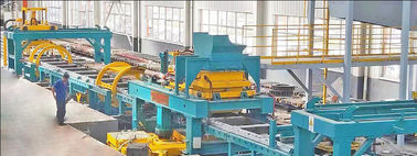 China Low Noise Sand Auto Moulding Line High Mould Plate Utilization Rate Easy Operation factory