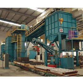 220v / 380v Resin Sand Production Line With Magnetic Separators Can Customized