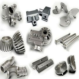 China Metal Aluminum Sand Casting Parts With Drawings , Standard Mechanical Components factory